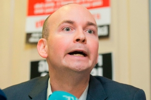 Paul Murphy quits Solidarity to form new political group