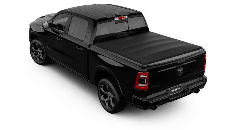 Slide 1 of 2: 2020-Ram-1500-Limited-Black-Edition-2.jpg