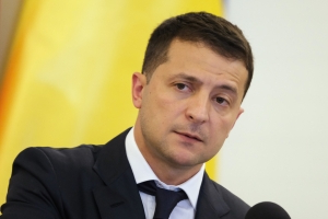 Ukrainian President Thought Only Trump's Side of Conversation Would Be Released, Says Such Calls 'Should Not Be Published'