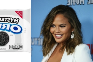 Chrissy Teigen Ate An Entire Package Of Mystery Oreos 'For Research'