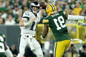 Three takeaways from Eagles' road win over Packers