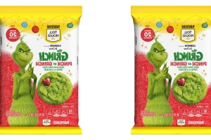 Nestlé Released Grinch-Themed Cookies And My Heart Grew Three Sizes Today