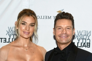 Ryan Seacrest Makes First Public Appearance with Shayna Taylor After Reuniting
