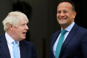 Varadkar 'not optimistic' Johnson will have realistic fix for Brexit