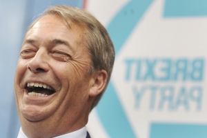 Nigel Farage to stand as an MP at next general election