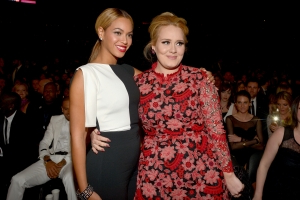 Adele, Beyoncé And Chris Martin Have Recorded A Song Together