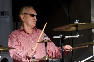 Ginger Baker's family says the Cream drummer is 'holding his own'