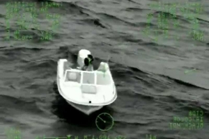 Rescued! Man, boys found after drifting for hours on boat