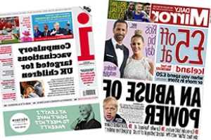 What the papers says – September 30
