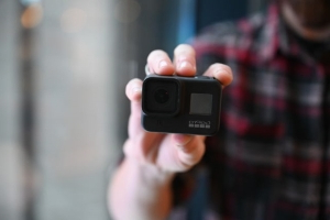 GoPro's Hero8 Black Is Boring—and That's What Makes It Great