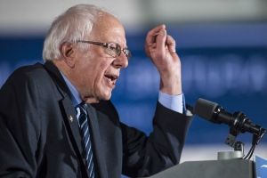 Sanders sets high bar with $25.3 million Q3 haul, Buttigieg falls short of his Q2