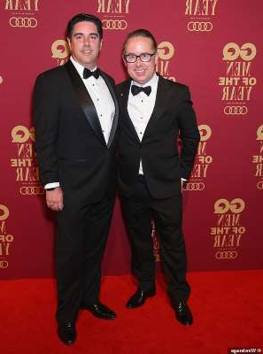 Alan Joyce wearing a suit and tie posing for a picture: The CEO of the Australian airline met New Zealand born Shane Lloyd 20-years ago in Melbourne