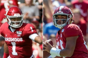 Heisman watch: Comparing Tua Tagovailoa and Jalen Hurts with 3 dark-horse candidates