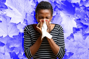 Here's Why Your Allergies Are So Insane In the Fall