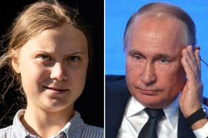 I'm not excited by 'poorly informed' Greta Thunberg, Putin says