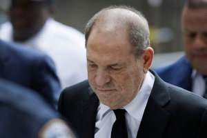 Harvey Weinstein Loses Motion to Move Rape Trial Out of Manhattan