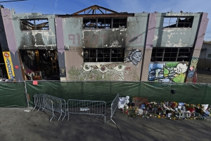 Retrial in Ghost Ship warehouse fire that killed 36 set for March 2020