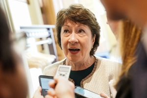 Collins: Trump's call for China to probe Biden 'completely inappropriate'