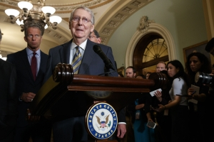 McConnell vows to stop impeachment in fundraising video