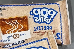 Pretzel Pop-Tarts Are Almost Here And We Couldn't Be More Excited