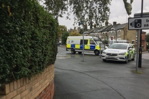 Triple murder investigation after three men found dead