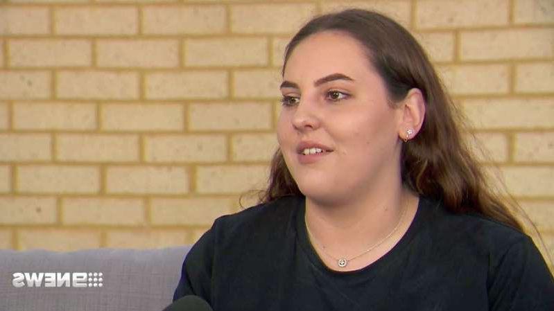 a woman in a black shirt: Shantel Smith told Nine she was shocked by the response she received.