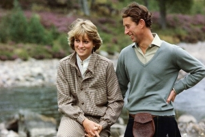 How to dress like a grown up: Tweeds at the ready as Lady Di style comes back into fashion