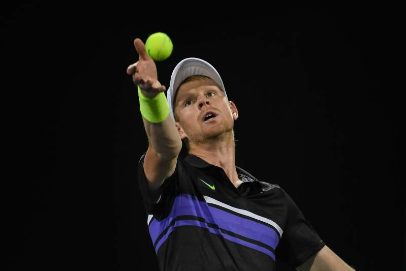 Kyle Edmund no longer the British tennis number one after sixth consecutive defeat, at the Shanghai Masters, and will slip out of the world's top 50 next week