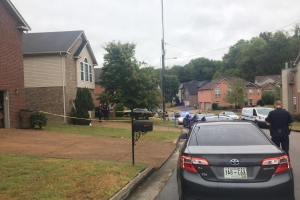 Nashville stabbing: Victim's 8-year-old escaped Antioch attack