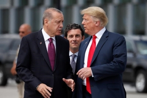 US to step aside for Turkish assault on Kurds in Syria