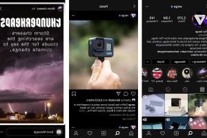 Instagram gets the iOS 13 dark mode treatment and it's wonderful
