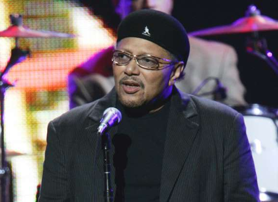 Slide 34 of 172: FILE - This Sept. 20, 2005 file photo shows singer Art Neville performing during the
