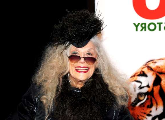 Slide 63 of 172: Sylvia Miles attends the