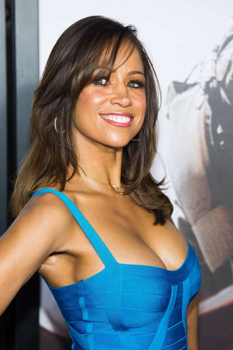 Stacey Dash posing for a picture: Stacey Dash attends the