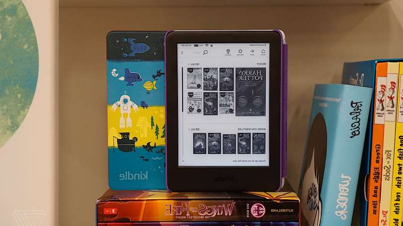The Kindle is getting a Kids Edition bundle for younger readers