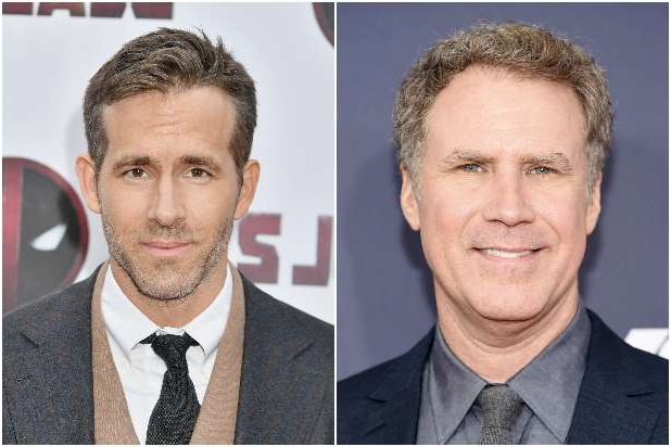 Will Ferrell Christmas Carol.Entertainment Will Ferrell And Ryan Reynolds Musical Take