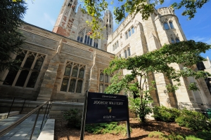 Anti-Semitic graffiti outside of Yale Law School sparks investigation
