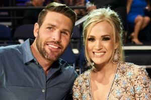 Carrie Underwood Celebrates 11-Year Anniversary of Meeting Husband Mike Fisher With Sweet Post