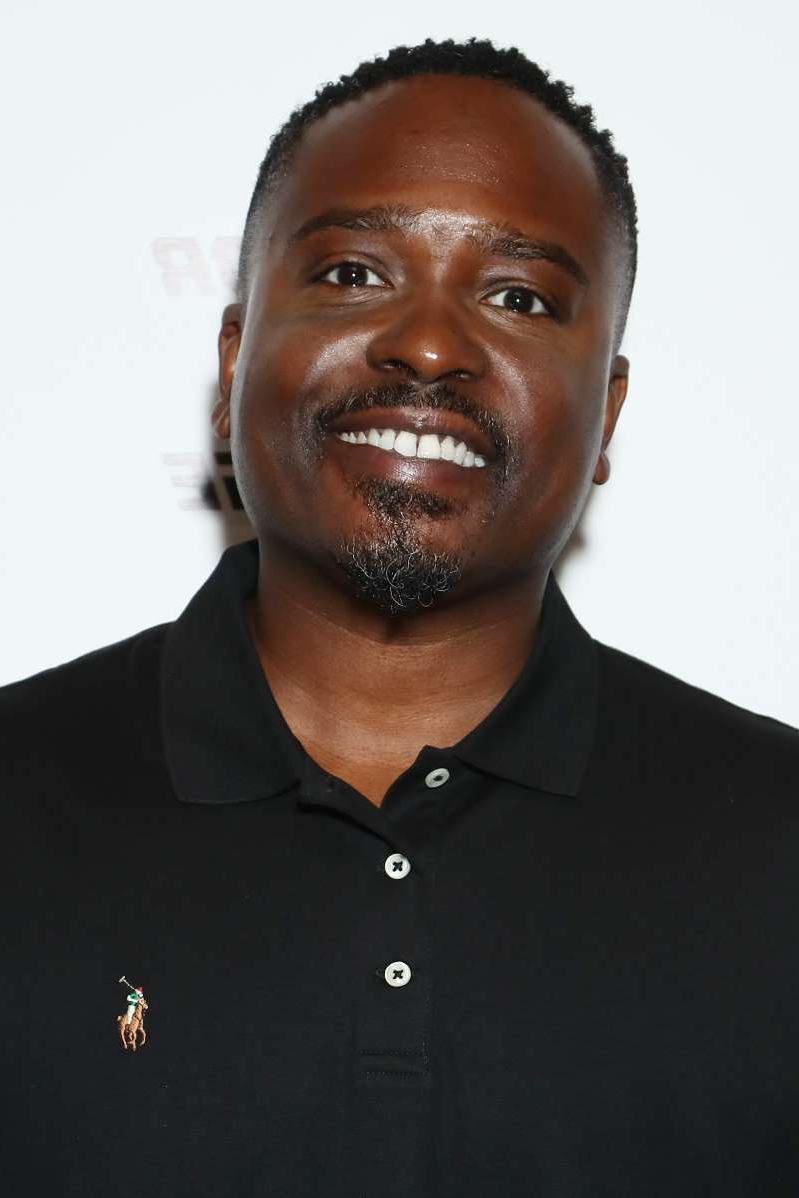Jason Weaver looking at the camera: WEST HOLLYWOOD, CALIFORNIA - SEPTEMBER 21: Jason Weaver attends 2019 Wanderluxxe Pre-Emmy Diversity Luncheon at Craig's Restaurant on September 21, 2019 in West Hollywood, California. (Photo by Leon Bennett/Getty Images)