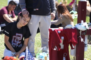 Man found guilty of harassing, cyberstalking families of Parkland victims