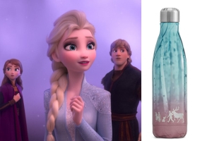 S'well's 'Frozen 2' Collection Is Straight Out Of Arendelle Castle