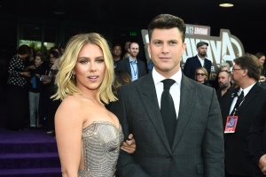 Scarlett Johansson is 'fulfilled' in her personal life