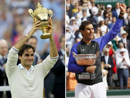 Slide 1 of 16: As Rafael Nadal completes La Decima at the French Open and becomes the first male tennis player to win the same grand slam 10 times, here's a look at other men's singles players who've won five or more times at a particular venue.