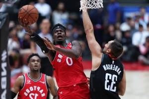 Terence Davis has fan-favourite potential, Pascal Siakam in 'mid-season form' and other takeaways from Raptors' preseason opener