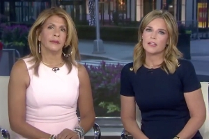 Today Anchors React to Matt Lauer Rape Allegation: 'This Is Shocking and Appalling' — Watch Video