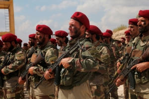 Turkey says it will cross into Syria 'shortly,' issues warning to Kurdish fighters