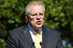 Australia has 'deep concerns' about Syria