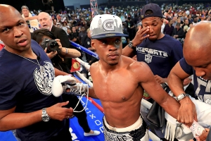 Ferrari Driver Injured In Dallas Crash Is Welterweight Boxing Champion Errol Spence Jr.