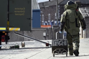 Five suspected pipe bombs made safe after buildings evacuated in Offaly