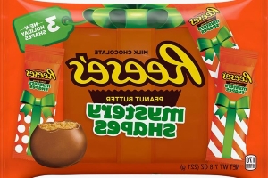 Reese's Has 3 New Holiday Shapes, But You'll Have to Guess What They Are